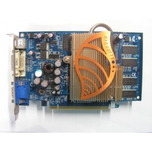 Gigabyte GeForce 6600 (GV-NX66128DP)